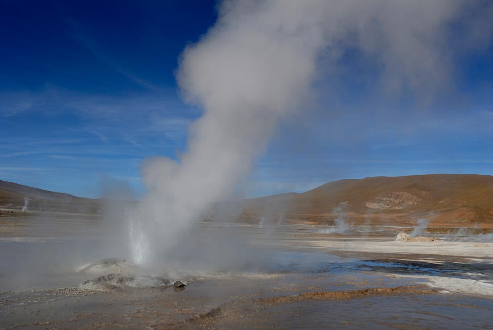 Tatio Geysers-Hot Springs, Stargazing - Chile - AndesCampers