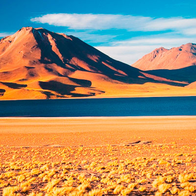 Runs to Atacama Desert in 16 Days/15 Nights - Andes Campers