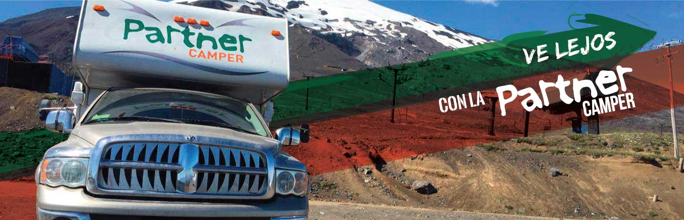 Partner Camper motorhome rental Chile